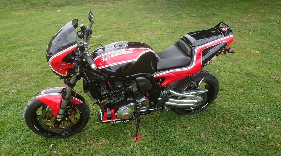 Suzuki Bandit Owners Club GB