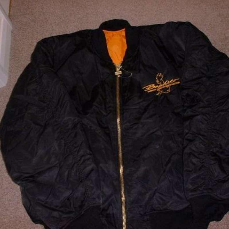 Club Bomber Jacket
